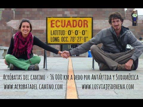 36.000 Kms por Sudamérica en autostop: Juan y Laura