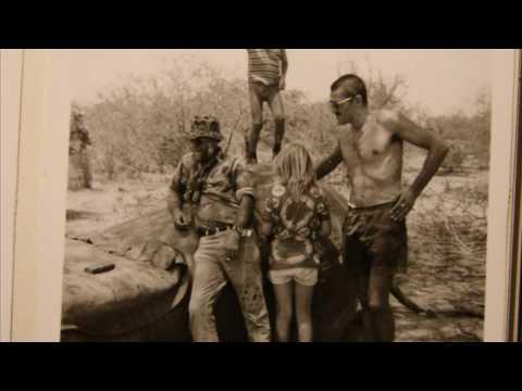 Elephant hunting in Kenya