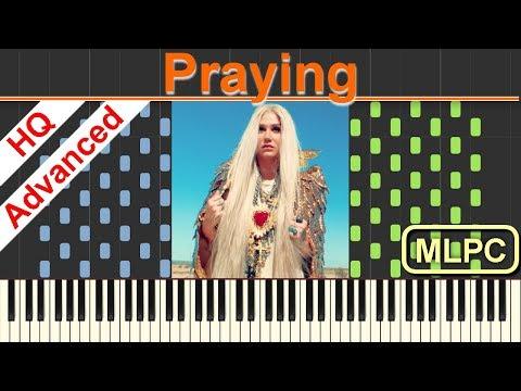Kesha - Praying I Piano Tutorial & Sheets by MLPC