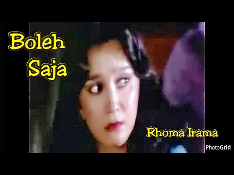 Boleh Saja - Rhoma Irama - Original Video Clips of film