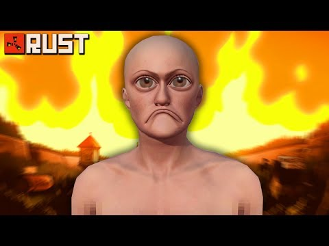 LANDMINE TROLLING THE SERVER - Rust Funny Moments ft. Faceless