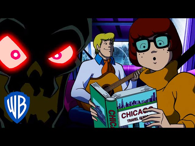 Scooby-Doo! | On Route Chicago 🗺| WB Kids
