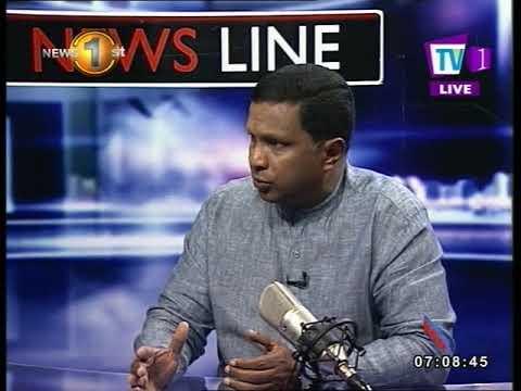 NewsLine TV1 The 2018 May Day rallies in Sri Lanka