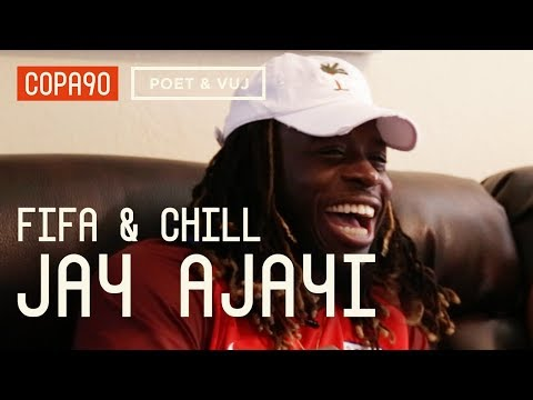 FIFA and Chill with Jay Ajayi | Poet and Vuj Present!