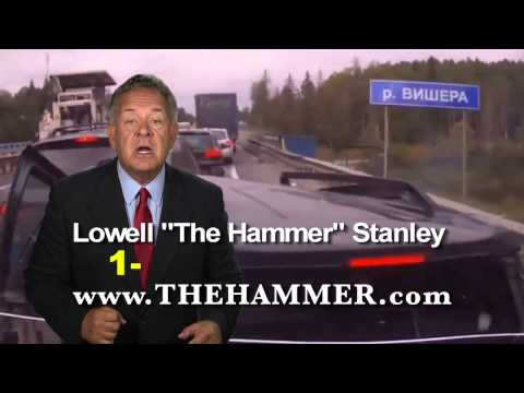 """You Need a Super Tough Lawyer - Lowell """"The Hammer"""" Stanley"""