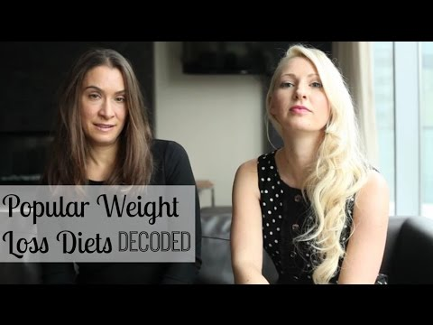 2 Dietitians Review Popular Weight Loss Diets