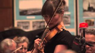 Lisa Batishvili plays Brahms and Schumann (Teaser 4)