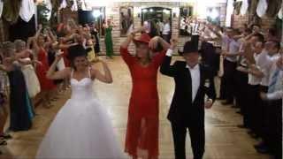 Zespół Gratis Kielce na weselu