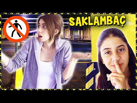 Otoparkta Saklambaç Oynadık Hide And Seek Eğlenceli Çocuk Videosu Dila Kent