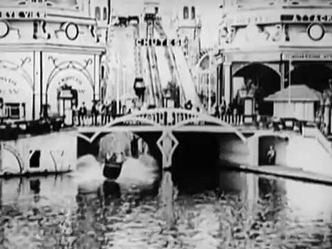 1917 Coney Island Buster Keaton