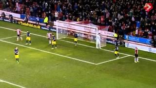 Video Gol Pertandingan Sheffield United vs Southampton