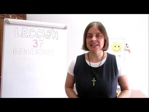 Hola amigos - 37. lekce španělštiny s misionářkou