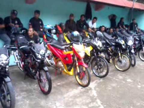 United Panay Riders Club (UPRC) Motor Show 2014 - Team Raider 150