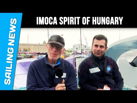 Last day before the START - IMOCA Spirit of Hungary