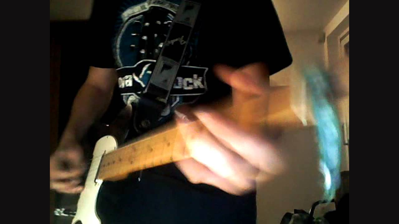 Incubus - Megalomaniac (HQ Guitar Cover) [HD] with tabs