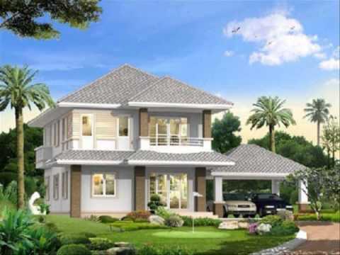 รูปบ้านหลังเล็กสวยๆ สร้างบ้านไม่ถึงแสน