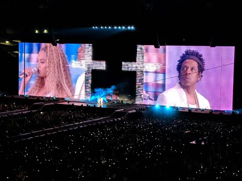 """Beyonce """"Drunk in  Love"""" in Columbia, SC"""