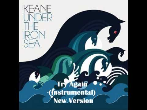 Keane - Try Again (Instrumental)
