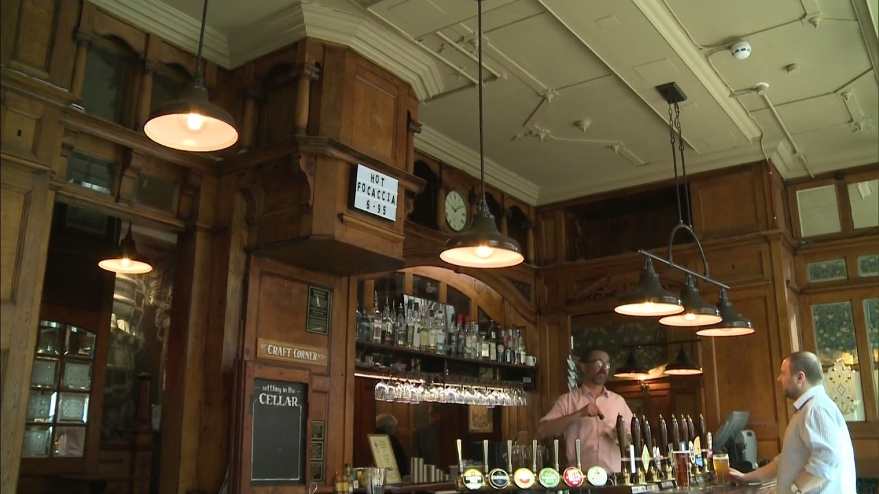Former Strip Pub The Scottish Stores Wins Design Award