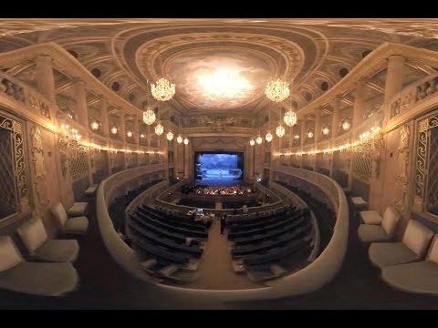 Didon et Enée, un opéra en 360° à Versailles