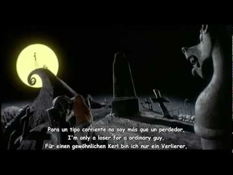 the nightmare before christmas2 jacks lament spanish version with lyrics - A Nightmare Before Christmas 2