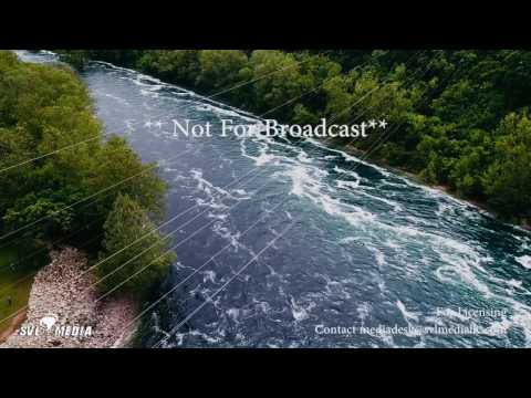 Branson, Missouri - DRONE - Table Rock Dam Release/Flooding/Interview With Victim - April 30th, 2017