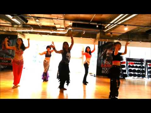 MASTER JEET BELLY DANCE AT CALIFORNIA CENTRE ..