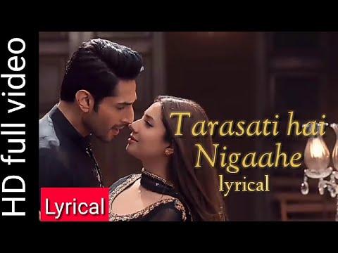 Download Tarasti hai nigaahe full video song by Asim azahar feat. Bilal ashraf & Mahira khan