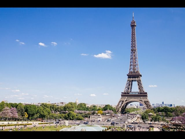 Paris, Île-de-France, France - la Ville Lumière
