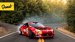 RIP GT-4586 : Ferrari-Powered Toyota drifts a Portland Touge thumbnail