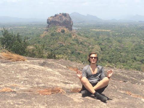 Sri Lanka travelling