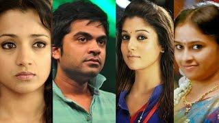 Top Kollywood Gossips 2014 | Trisha, Nayanthara, Simbu, Sridivya, Anjali, Priya Anand