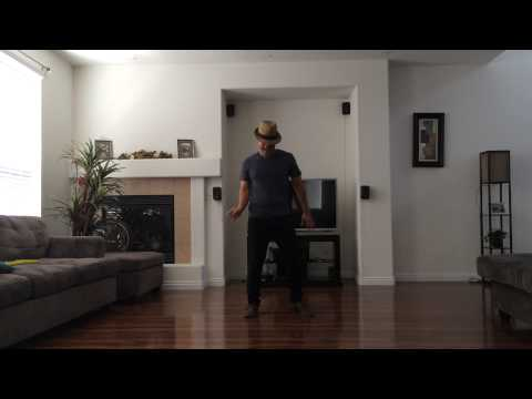 Some steps .,music by yandel - Jaque mate