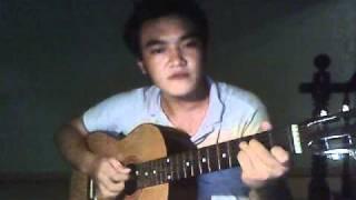 Quê Hương tuổi thơ tôi guitar