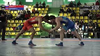 65 кг. 14 финала. Шираев Курбан Россия   Богомоев Александр Россия