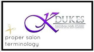 Salon Terminology 101 | Relaxer vs. Perm