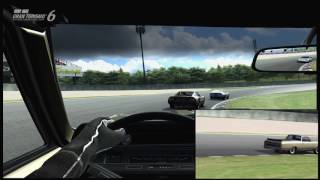 GRAN TURISMO 6 El Camino on Grand Valley w/ Thrustmaster by Classic Game Room