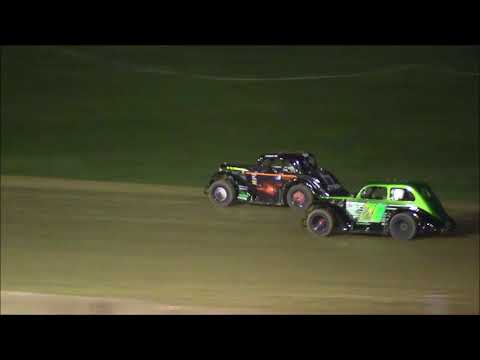 Ohio Valley Roofers Legend Heat #1 from Brushcreek Motorsports Complex, May 19th, 2018.