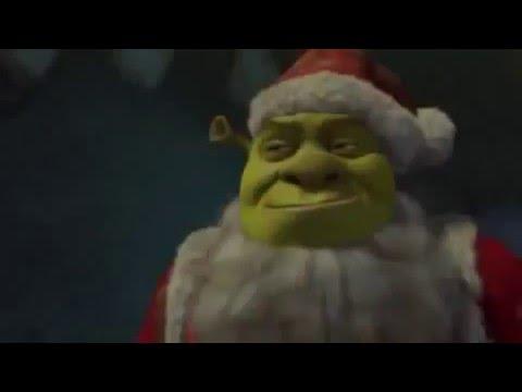 трейлер мультфильма - Шрек мороз, зеленый нос (2007) - Русский трейлер мультфильма