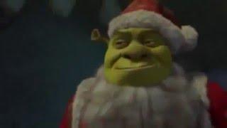 Шрек мороз, зеленый нос (2007) - Русский трейлер мультфильма