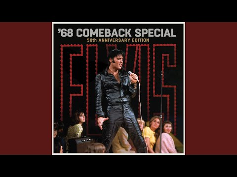elvis presley are you lonesome tonight second sit down show