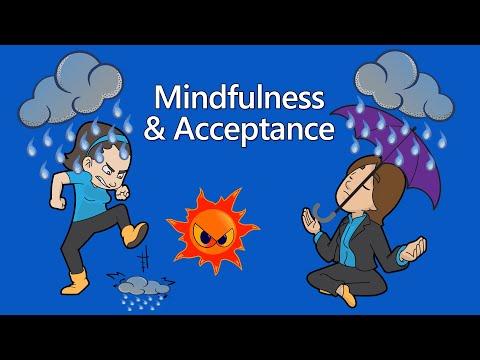 DBT Skills: Mindfulness
