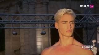 "Austria's next Topmodel   Boys & Girls   MATTHIAS MAUS MBRILLIANT Show ""Aquarius"""