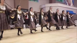 Pittsburgh Greek Festival at Holy Cross - Greek Dancing