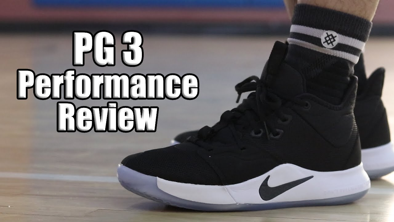 Nike PG 3 Performance Review - YouTube a2dc7a274