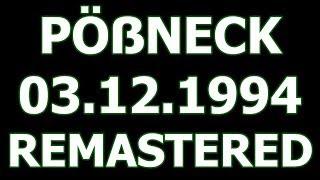 Rammstein LIVE Pößneck Bergschlößchen Schlettwein Germany 1994 12 03 AUDIO PHOTOS