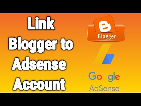 How to Link Blogger to Google Adsense & Earn Money ?