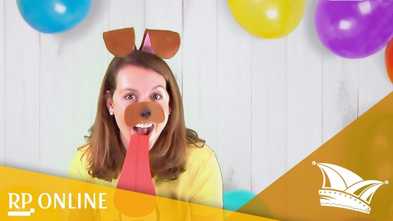 Do It Yourself Karnevalkostüm Snapchat Filter Hund Youtube