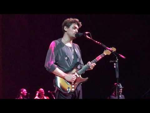 John Mayer - Rosie - Portland 07/22/2017