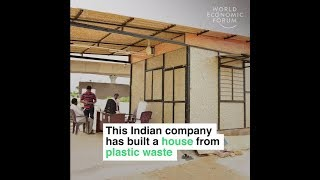 World Economic Forum - Bamboo House India